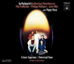 KaMaQuartet Album Supreme1 250x219 CDs cottonclub